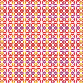 Pattern Of Colored Background