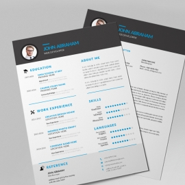 Personal Resume & CV