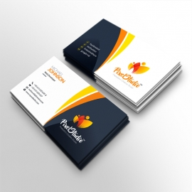 Pexel Studio Business Card