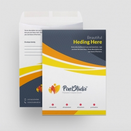 Pexel Studio Catalog Envelope