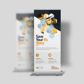 Photographer Creative Rollup Banner