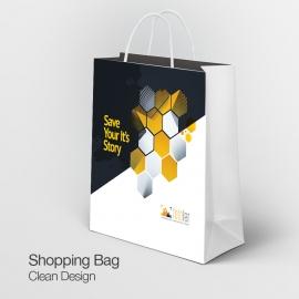 Photographer Creative Shopping Bag