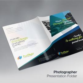 Photographer Presentation Folder