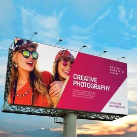 Photography Billboard Banner
