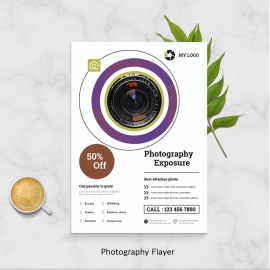 Photography Flayer