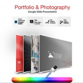 Photography Google Slide Presentation