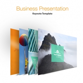 Photography Keynote Presentation Template
