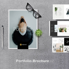 Photography & Portfolio Brochure