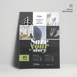 Photography & Portfolio Poster Design