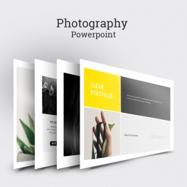 Photography Powerpoint PresentationTemplate