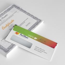 Pixel Brand Commerial Envelope