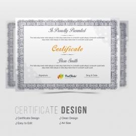 Pixel Brand Creative Certificate