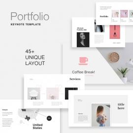 Portal Portfolio Keynote