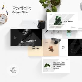 Portfolio Google Slide Template
