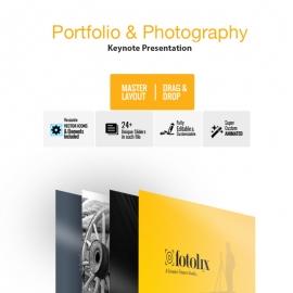 Portfolio & Photography Keynote Presentation