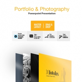 Portfolio & Photography Powerpoint Presentation