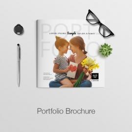 Portfolio & Product Catalogue Brochure