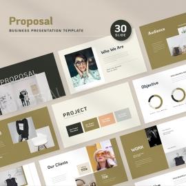 Project Proposal Google Slide Presentation