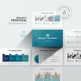 Project Proposal PowerPoint Presentation