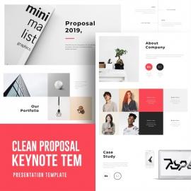 Proposal 2019 Keynote Template