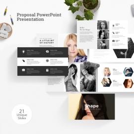 Proposal PowerPoint Presentation Template