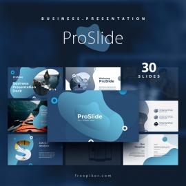 ProSlide Business PowerPoint Presentation