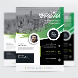 Psd Business Flyer