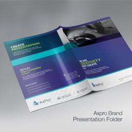 Quote Brand Presentation Folder