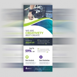 Quote Brand Rollup Banner