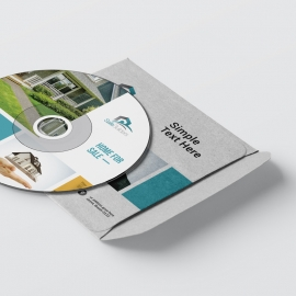 Real Estate CD Pack With Paste Boxs