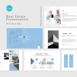 Real Estate Presentations Template