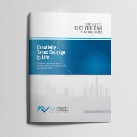 RealEstate Creative Bifold Brochure