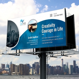 RealEstate Creative Billboard