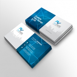 RealEstate Creative Business Card