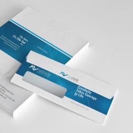RealEstate Creative Commerial Envelope