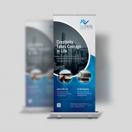 RealEstate Creative Rollup Banner