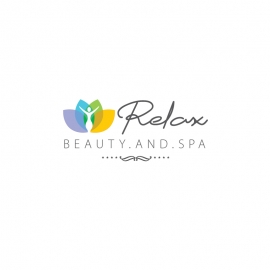 Relax Beauty & Spa Logo