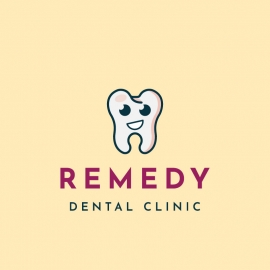 Remedy Dental Clinic Logo