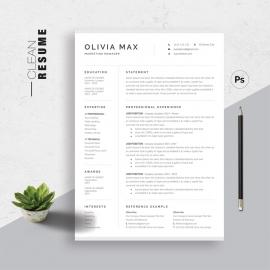 Resume & Cover Letter