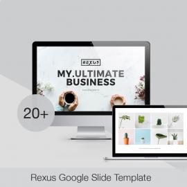 Rexus Google Slide Template