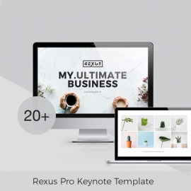 Rexus Keynote Template