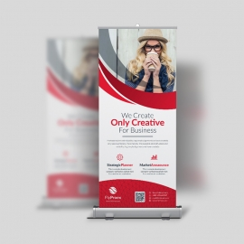 Rollup Template Design
