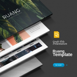 Ruang Google Slide Template