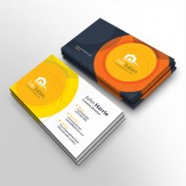 SafeBuilders Brand Business Card