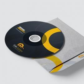 SafeBuilders Brand CD Sticker
