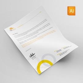 SafeBuilders Brand Creative Letterhead