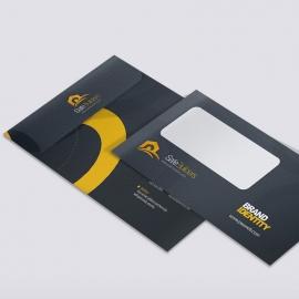 SafeBuilders Brand Envelope