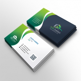 SafeBuilders Business Card