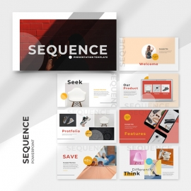 Sequence Multipurpose PowerPoint Presentation