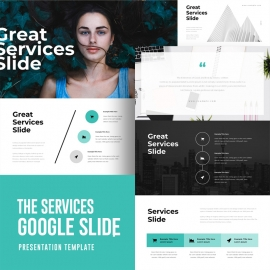 Service Google Slide Template